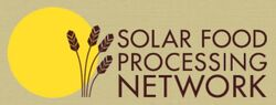 Solar Food Processing Network logo