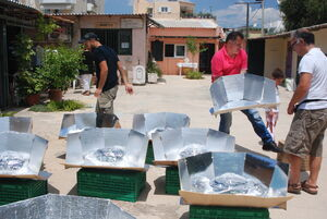 Solarcooking Greece