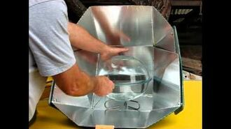 Cookware for the All Season Solar Cooker
