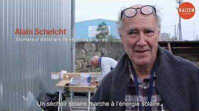 Des cuiseurs solaires pour lutter contre la précarité énergétique