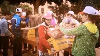 Cứu trợ nạn nhân lũ lụt tại Quảng Bình - Relief for flood victims