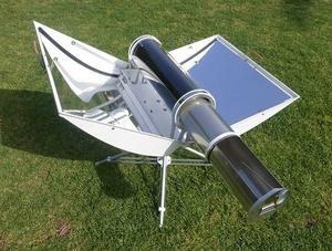 Fornelia Mini solar oven, 4-2-19