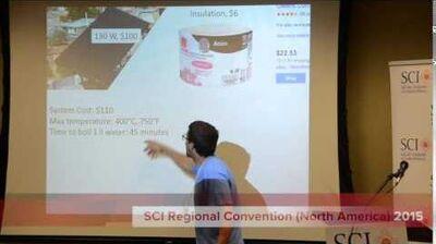 Schwartz Photovoltaic Solar Cooking