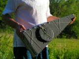 Collapsible Parabolic Cooker