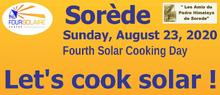 FourSolarie poster, 2-2-20