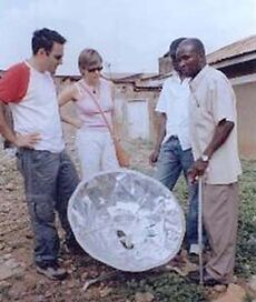 Disabled Technicians of Uganda 2008