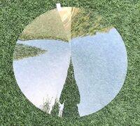Haines 2.0 plastic greenhouse