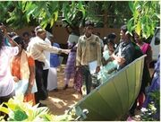 Sri lanka solar cooking event