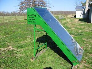 Walters Solar Cooker