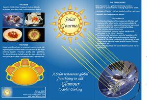 Solar Gourmet1
