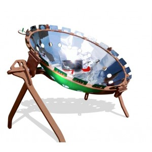 Solar bbq - ID Solaire