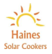 Haines Solar Cokkers logo, 6-24-19