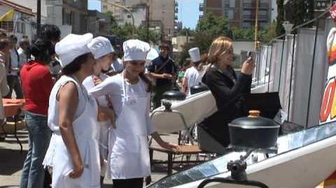 Primera Maratón de Cocina Solar - Venado Tuerto - xCRUZA - Diseño Industrial