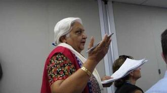 Janak Palta McGilligan Speaks at United Nations in July of 2017