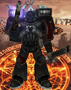 Phoenix Assault Marine