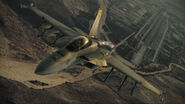 ACAH F-18F Profile