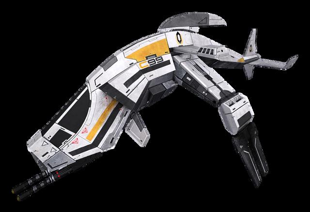 File:Cerberus gunship by hafoc-d5rtmgl.png