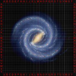 RE-524 Galaxy Map