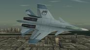 Su-37R Up close
