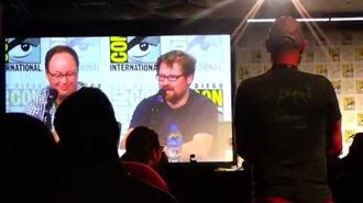Solar Opposites Questions and Answers At Comic Con 2019