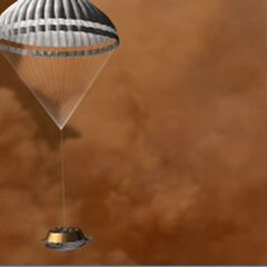 A Probe That Reveals the Titan's Surface
