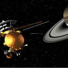 Spacecraft That Closes To Titan