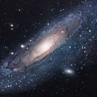 M31, The Andromeda Galaxy.