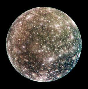 Callisto (globe)