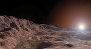 Mercury landscape