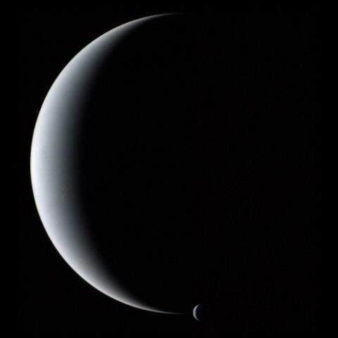 File:Crescent Neptune and Triton.jpg