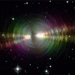 Egg Nebula.