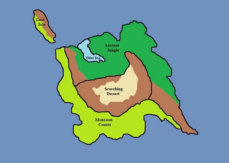 Tartarion Regions