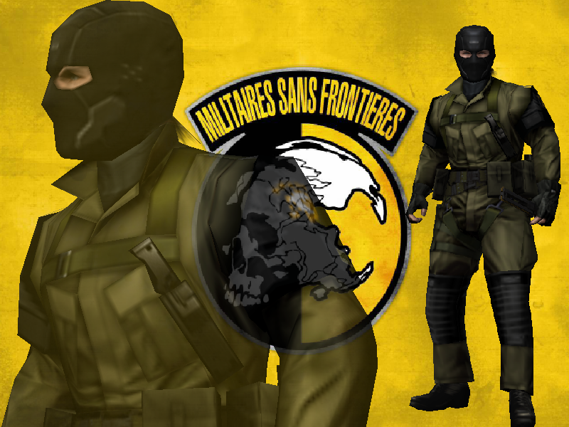 Msf Soldiers Soldier Wikia Fandom Powered By Wikia