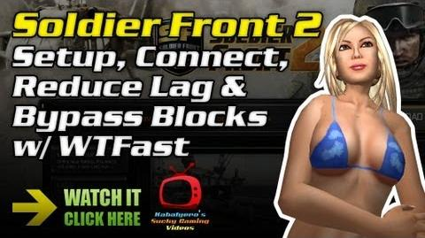 SF2 - Setup, Connect, Reduce Lag & Bypass Blocks w WTFast