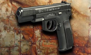 Secondary CZ75BD