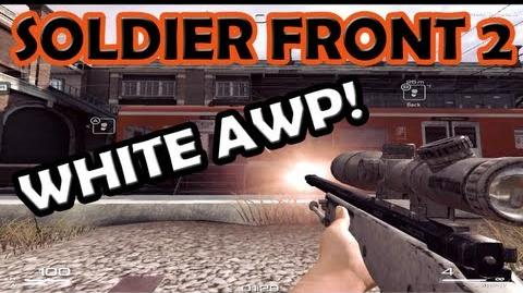 Soldier Front 2 - White AWP 1080 HD