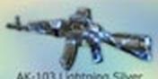 AK-103 Lightning Silver