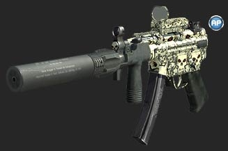 MP5K Skull