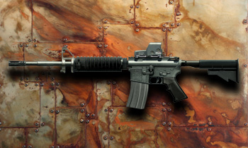 Primary m4a1