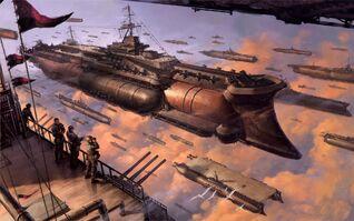 508623-airship-steampunk-vehicles