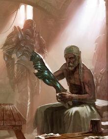 Armour artisan by diegogisbertllorens-d5o3zi0