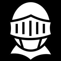 Visored-helm