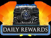 Daily Rewards Header