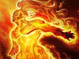 Iztek, Avatar of Flame