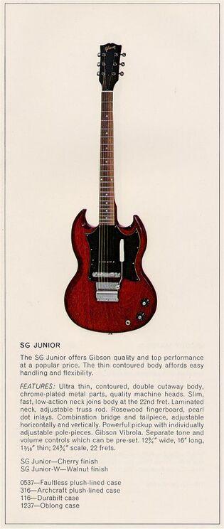 1970 SG Junior