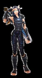 Shinoko Foxfire