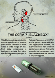 CCRV-7 Blackbox - Pamphlet