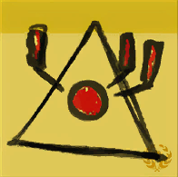 Raleigh Herber Alpha logo drawing