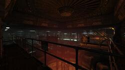 Upsilon turbine hall