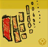 Raleigh Herber WAU logo drawing
